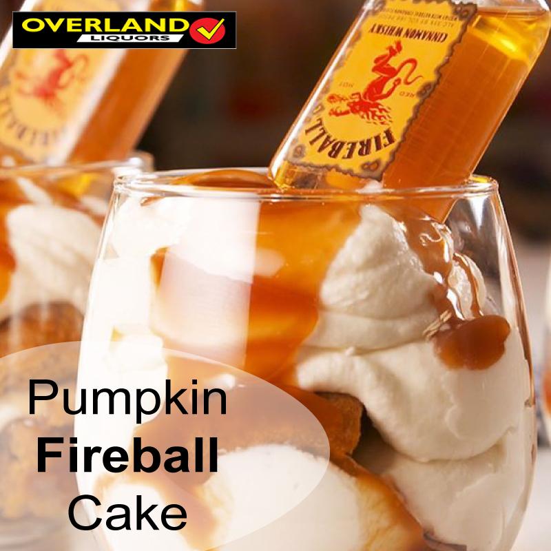 Pumpkin Fireball Recipe
